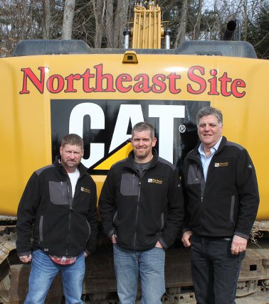 Management Team at Northeast Site Contractors